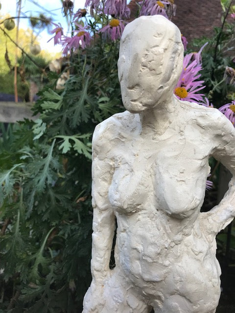 1960s Nude Sculpture