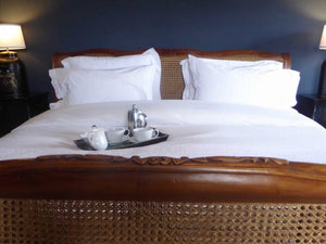 A Night's Stay for 2 in a Guest Bedroom - (any day excl Sat) Gift Voucher