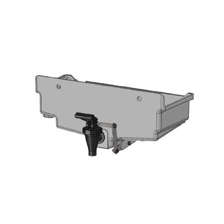 Complete Z40 2.0 self service ABS tray