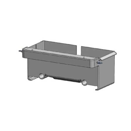 Complete Z40 Squeezer Tray Juicers Of America