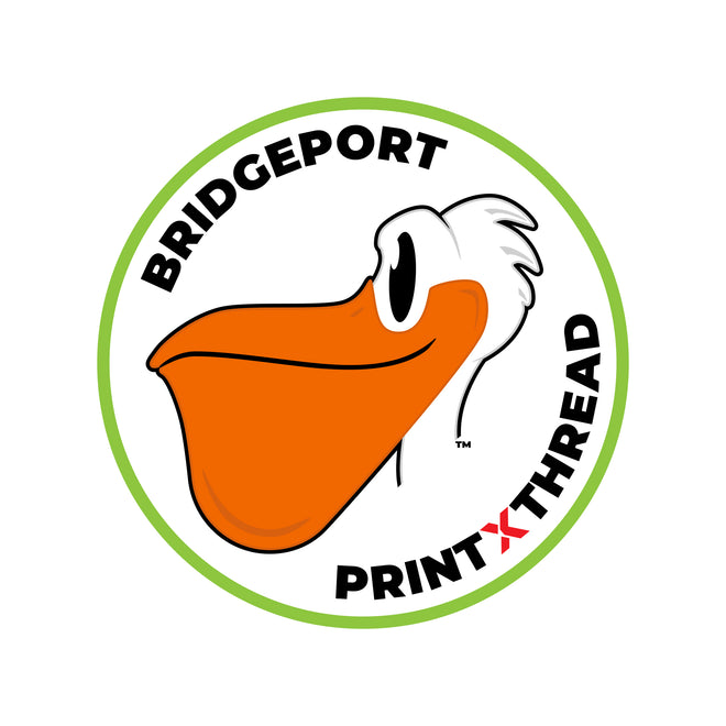 BRIDGEPORT PRINT x THREAD
