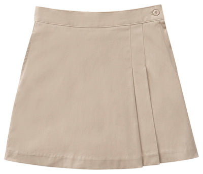 Girls Khaki Skort/Skirt