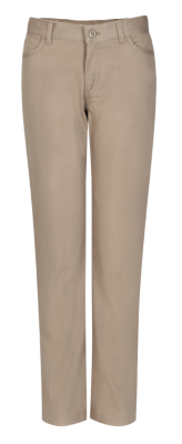 Park City Prep Girl's Khaki Pants