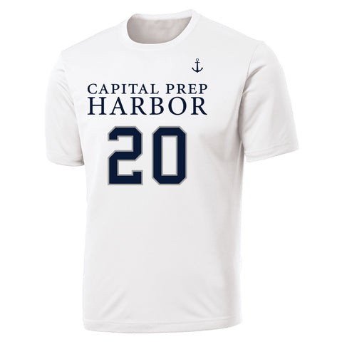Capital Prep Harbor Performance Tee