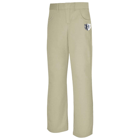 Capital Prep Harbor Girls Khaki Pants