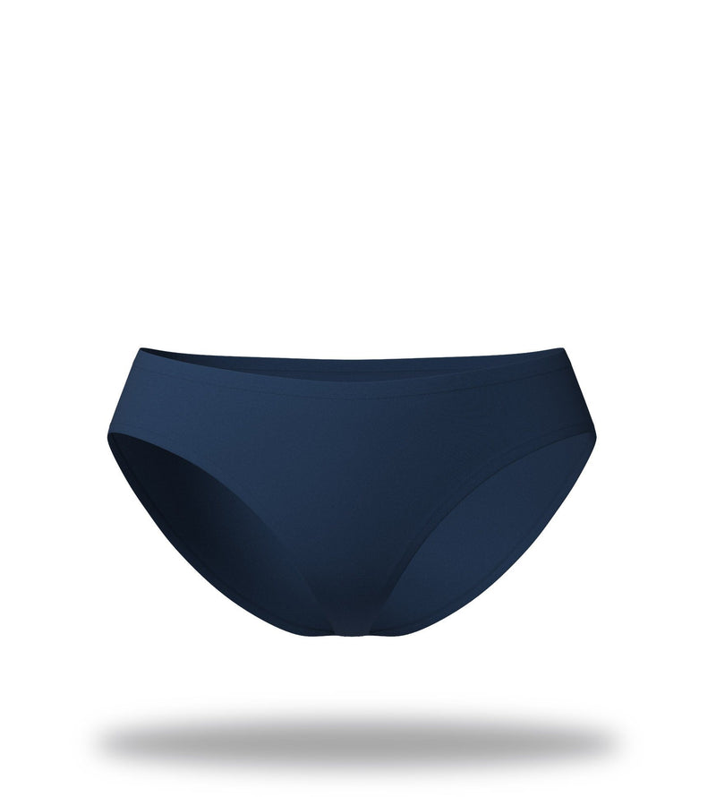 The Solid Navy Mega Soft Bikini