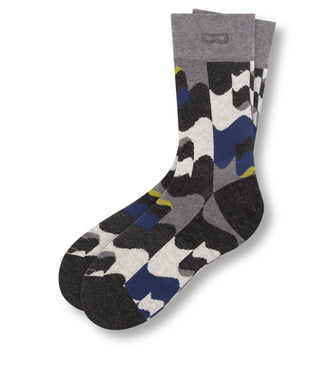 Cat Power Men's Crew Socks