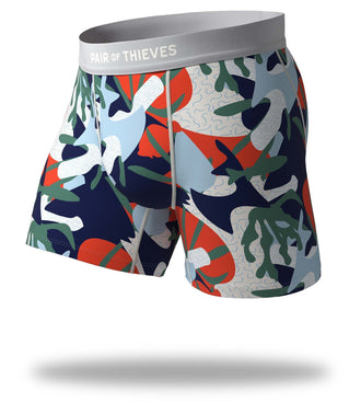 Plastic Medal Cool Breeze Boxer Brief