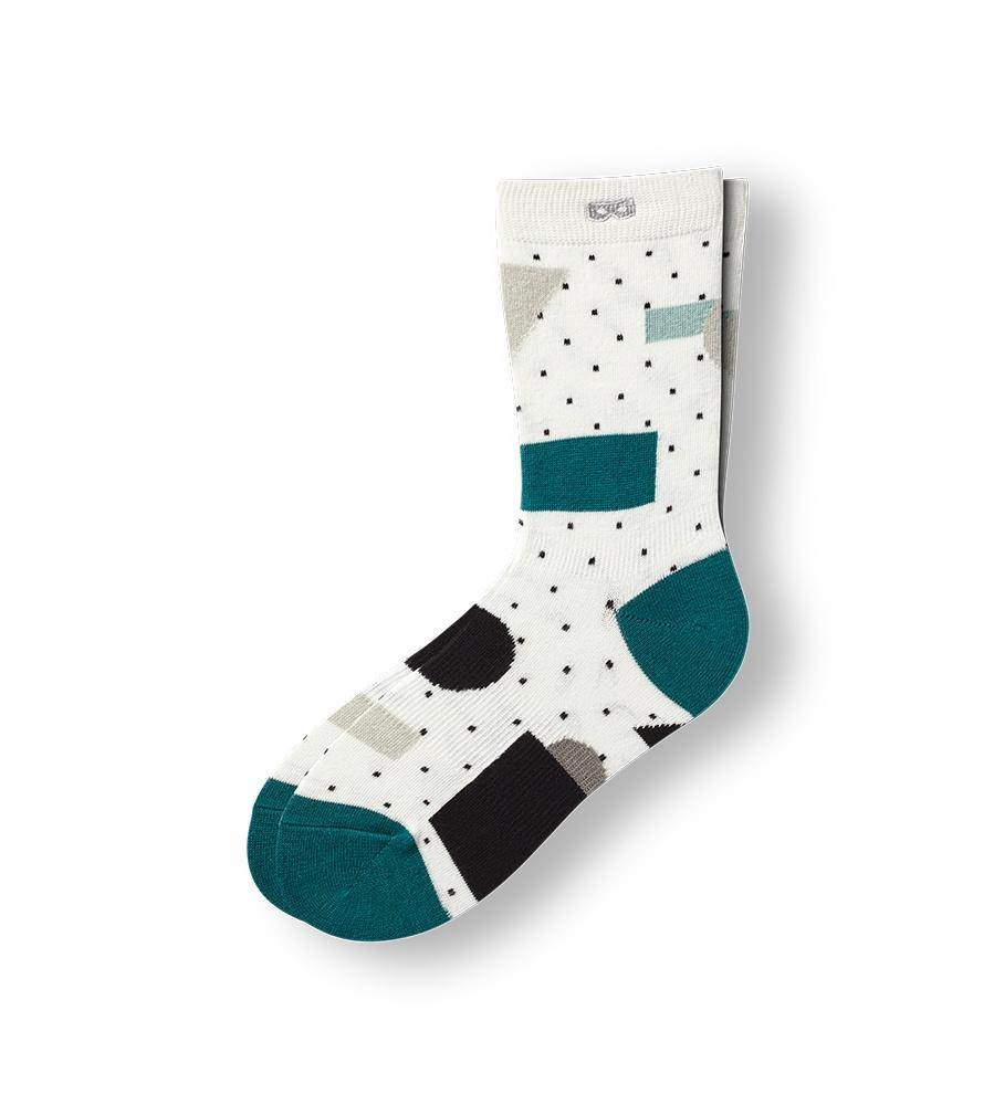 What's Happening Women's Crew Socks