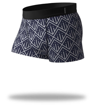 Exit Pole In Navy SuperFit Trunk