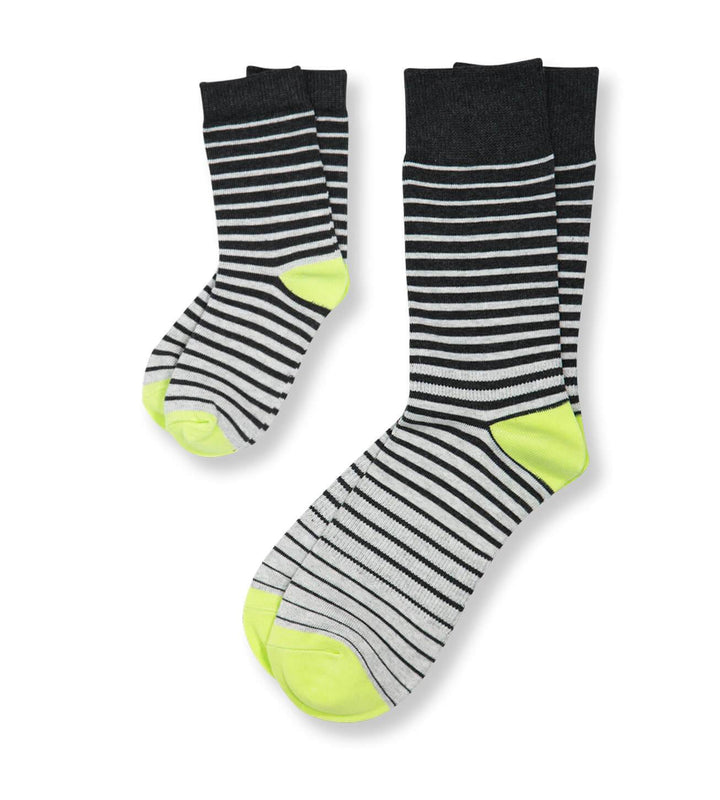 Beetlejuice Dad + Kid Socks