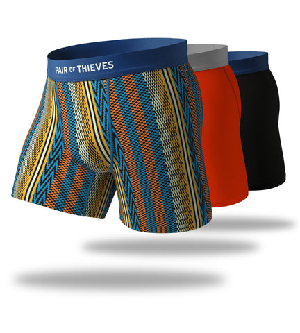 Eye Candy Bar Cool Breeze Boxer Brief 3 Pack