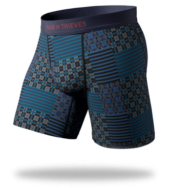 Key Of Imagination Cool Breeze Long Boxer Brief