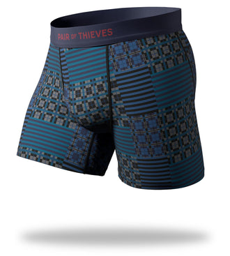 Key Of Imagination Cool Breeze Boxer Brief