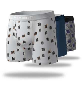 Say No More SuperSoft Boxer Brief 3 Pack
