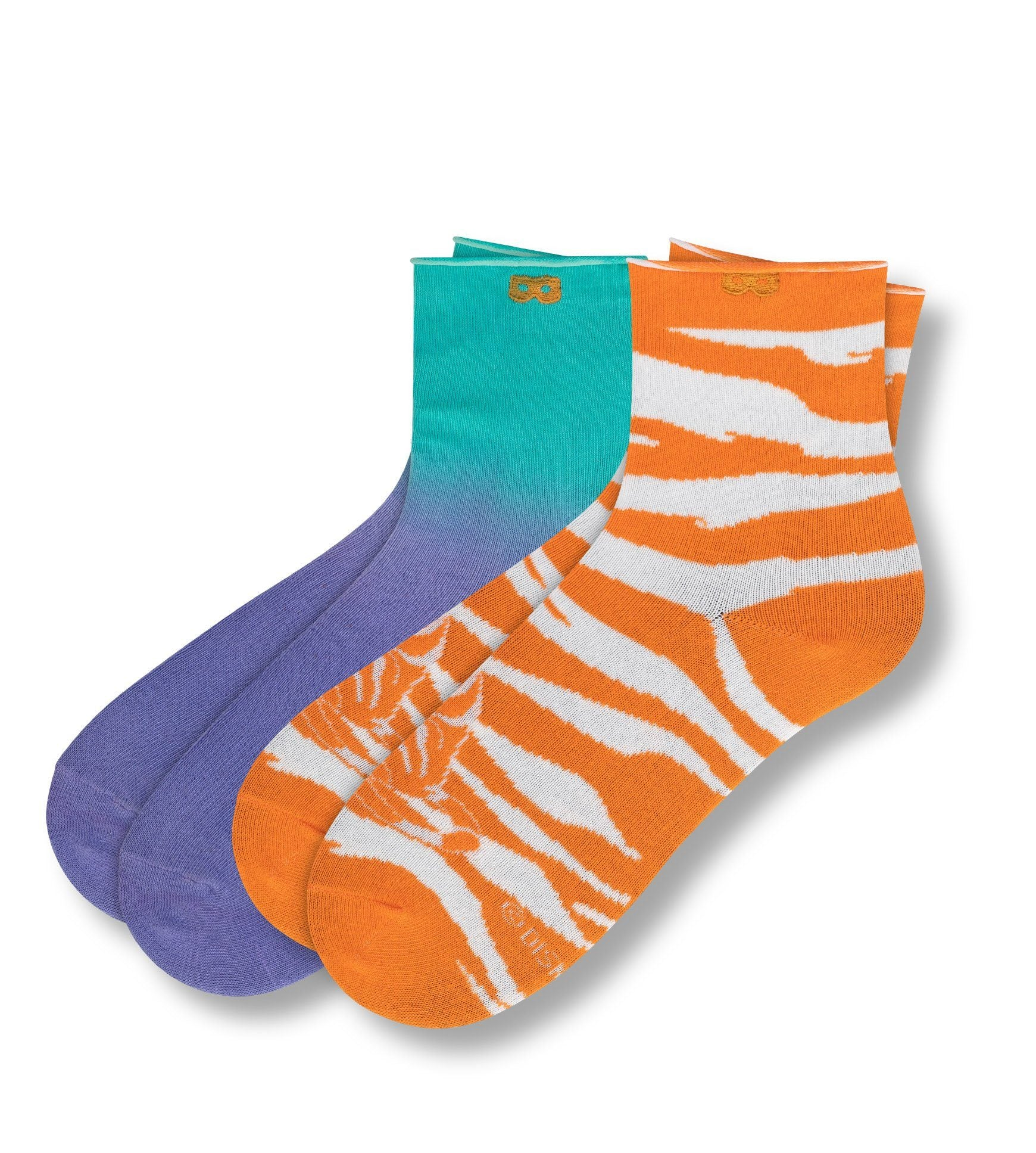 Aladdin Whole New World Women's 2 Pack Ankle Sock