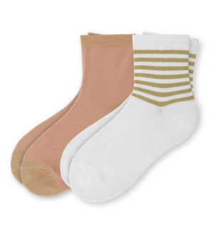 Ah-Mazing Women's Ankle Socks 2 Pack