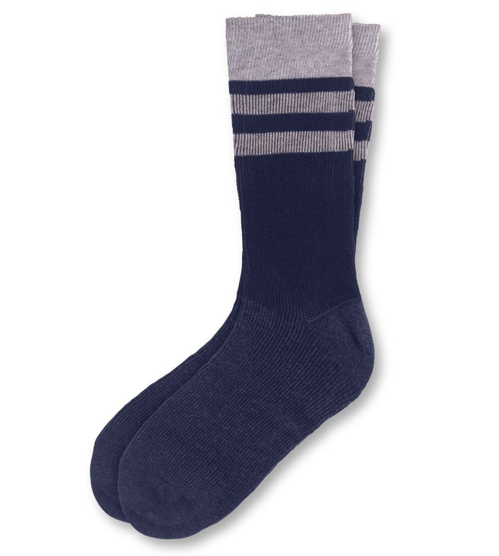 Fast And Cozy Men's Cashmere Crew Socks