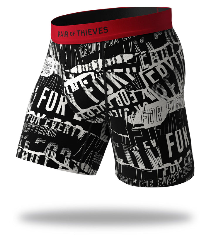 F. Friendly Cool Breeze Long Boxer Briefs Front