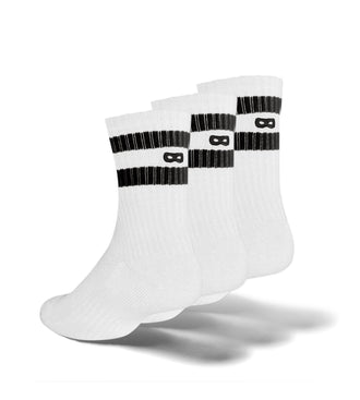 Whiteout Women's Cushion Ankle Socks 3 Pack