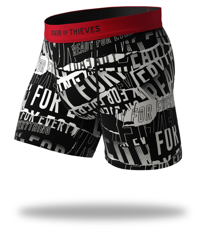 F. Friendly Cool Breeze Boxer Briefs Front