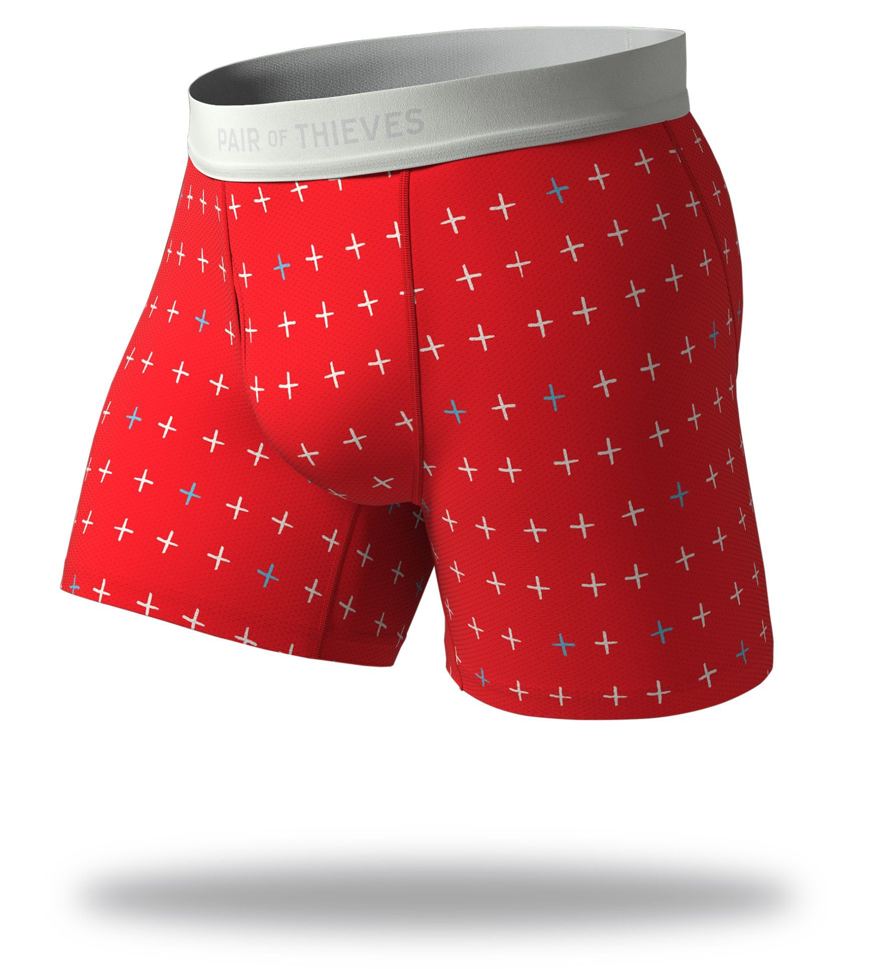 Fox Mulder Cool Breeze Boxer Briefs Front