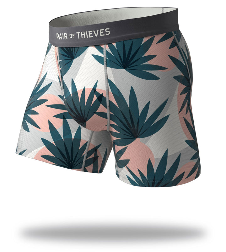 The Tribbianni Cool Breeze Boxer Briefs Front