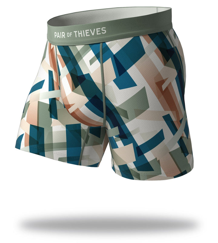 Jason Seaver Cool Breeze Boxer Briefs Front