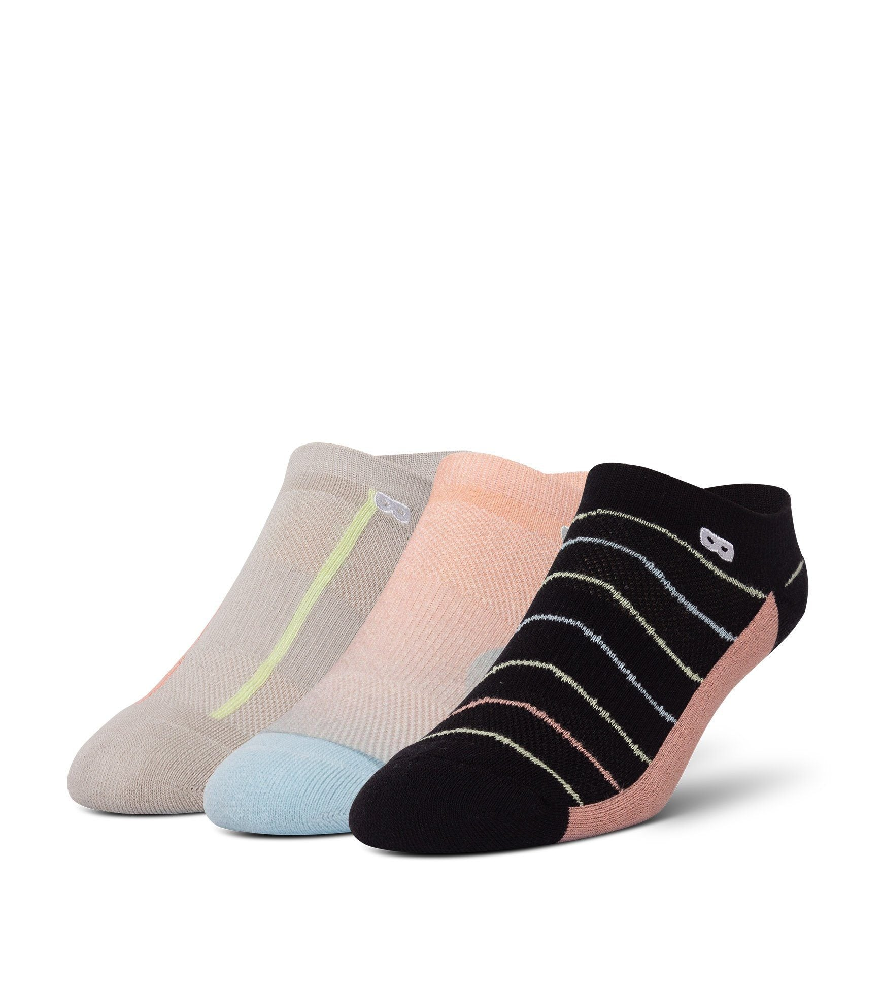 Dana Scully Women's Cushion Low-Cut Socks 3 Pack