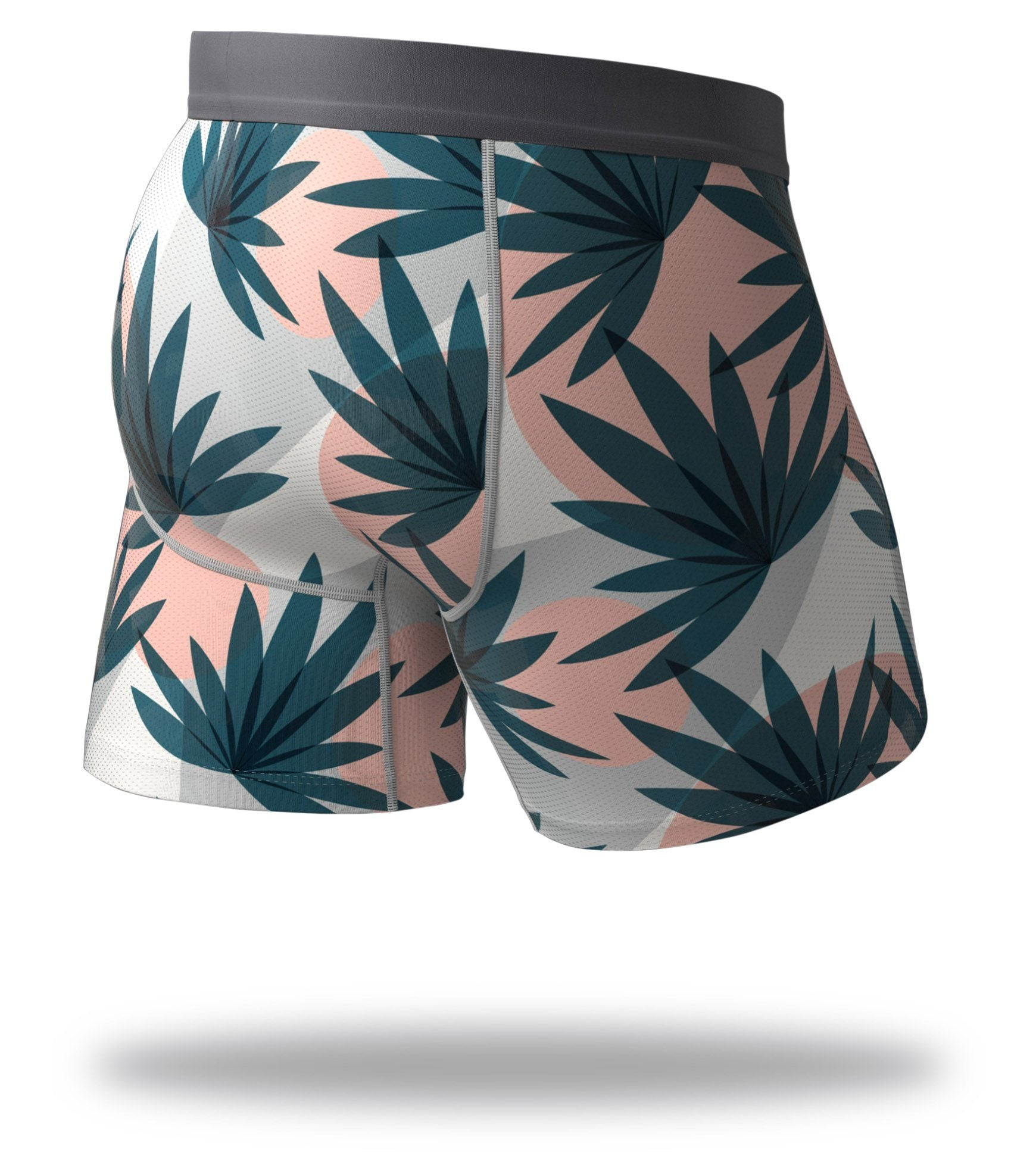 The Tribbianni Cool Breeze Boxer Briefs Back