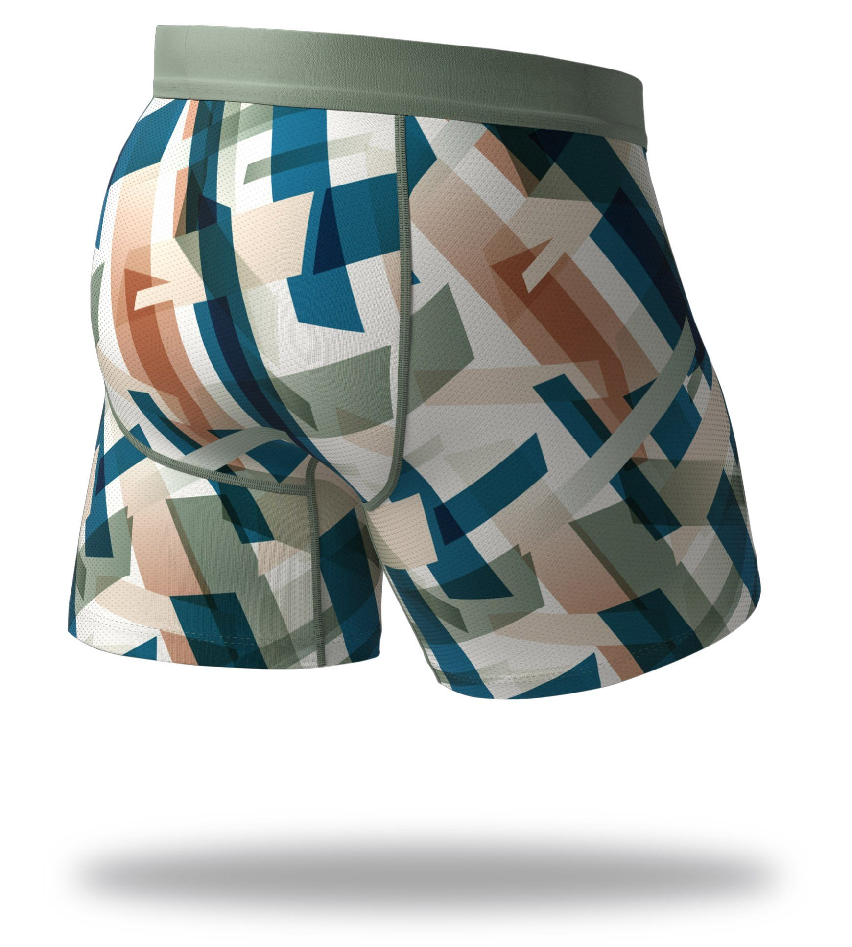 Jason Seaver Cool Breeze Boxer Briefs Back
