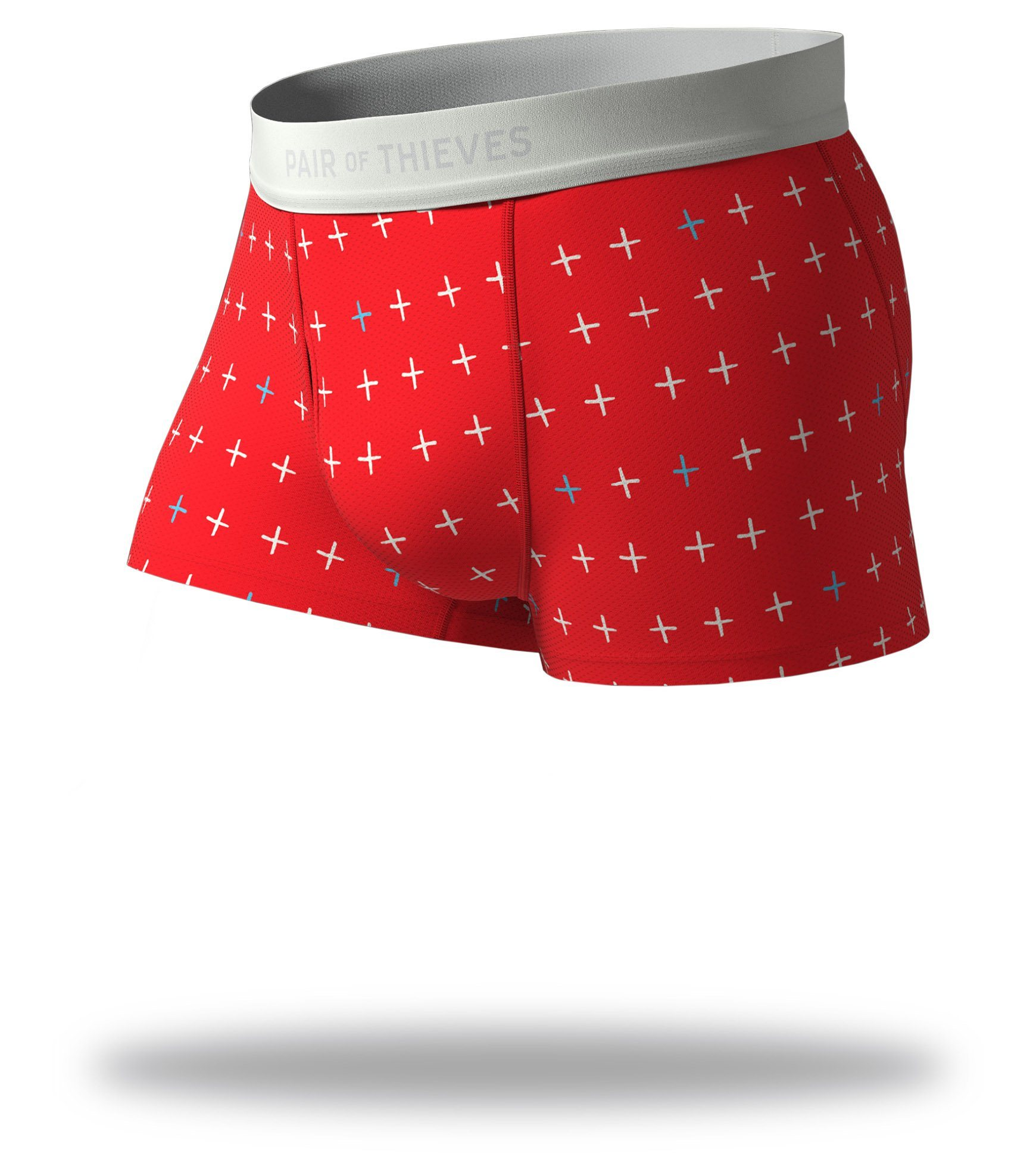 Fox Mulder Cool Breeze Trunks