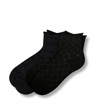 Cindy Lou Who Women's Ankle Socks 2 Pack