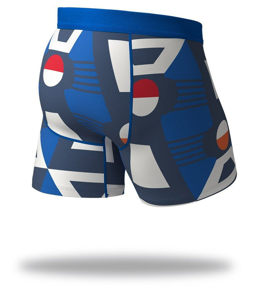 Zero Sum Game SuperFit Boxer Briefs