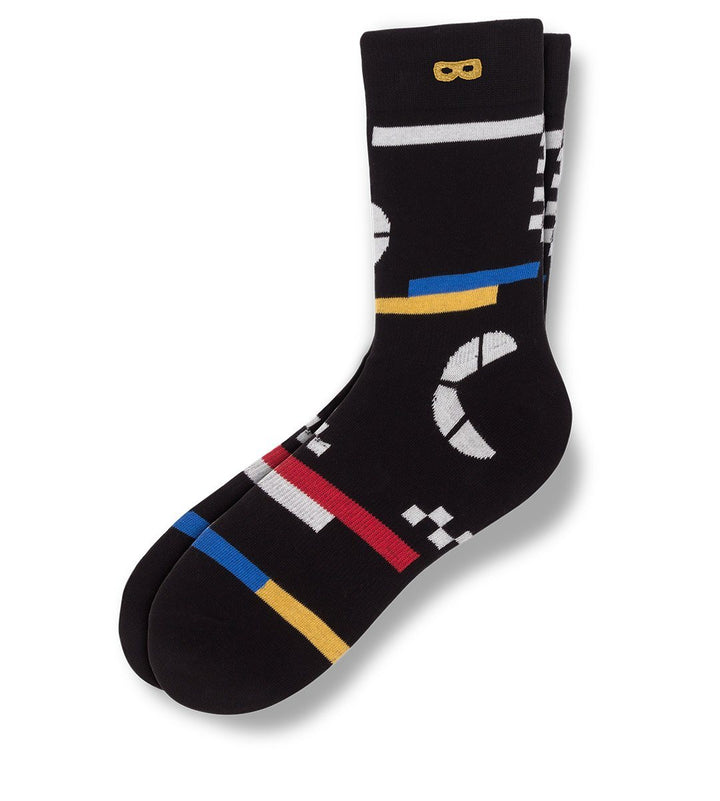 Cart Before The Horse Men's Crew Socks
