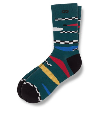 Stolen Thunder Men's Crew Socks