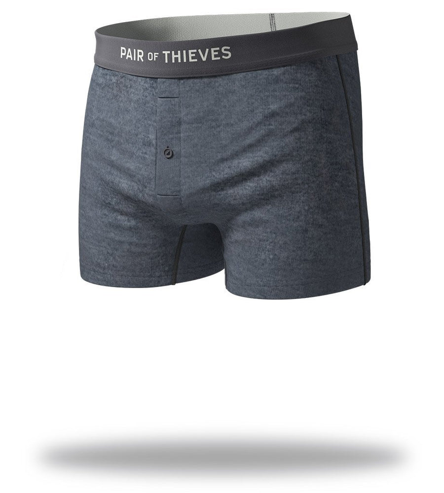 Core Charcoal SuperSoft Slim-Fit Boxers