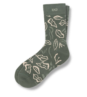 Speaks Volumes Men's Crew Socks