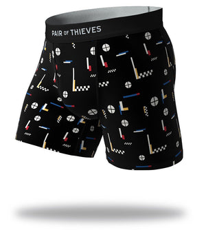 Cart Before The Horse SuperFit Boxer Briefs