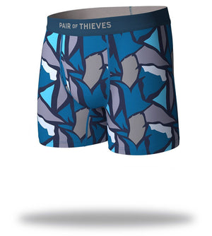 Nebulae SuperSoft Boxer Briefs