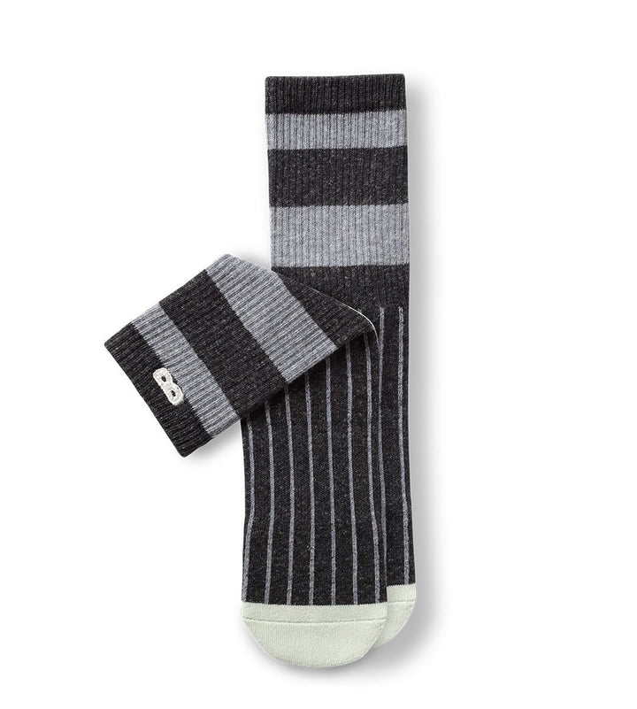 Starting Block Men's Cushion Quarter Socks