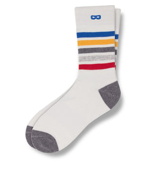 Long Story Short Men's Crew Socks