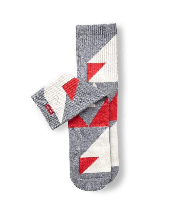 Billy Baroo Men's Cushion Quarter Socks