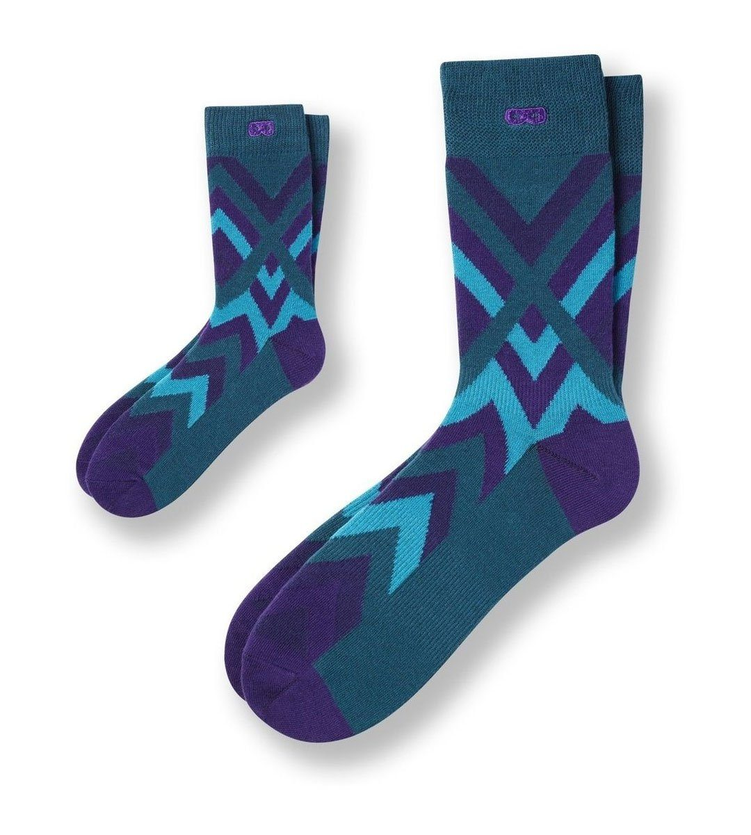 Vega Dad + Kid Socks