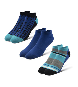 Cushion Low-Cut Socks 3 Pack