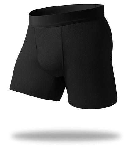 The Solid Gold Charcoal Cool Breeze Boxer Brief