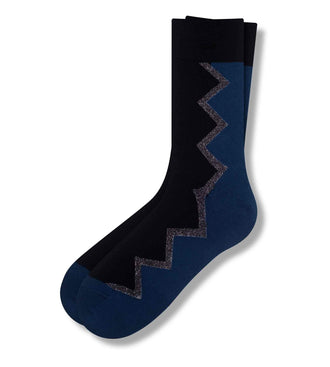 The Tuxedo II Men's Crew Sock