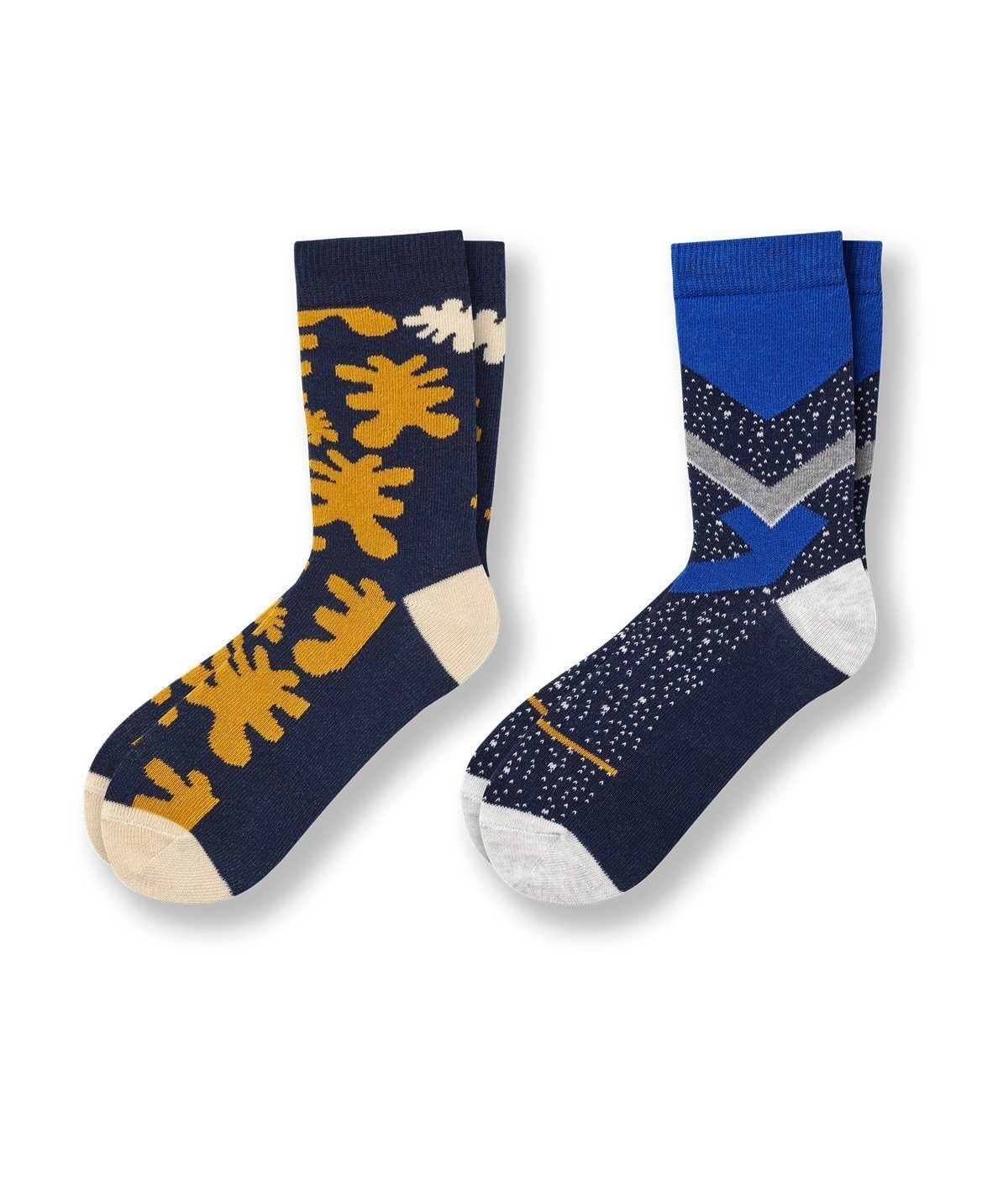When I Was Your Age Kid's Socks 2-pack