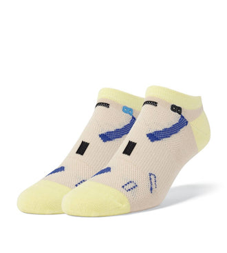 Rise & Shine Women's Low-Cut Socks