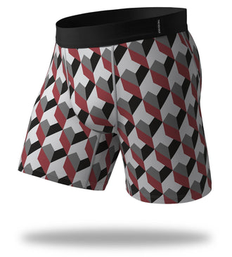 Pork Barrel Saving Cool Breeze Long Boxer Brief